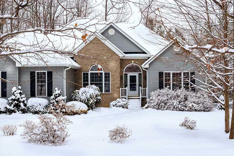 December is Home Tips Month: Exterior