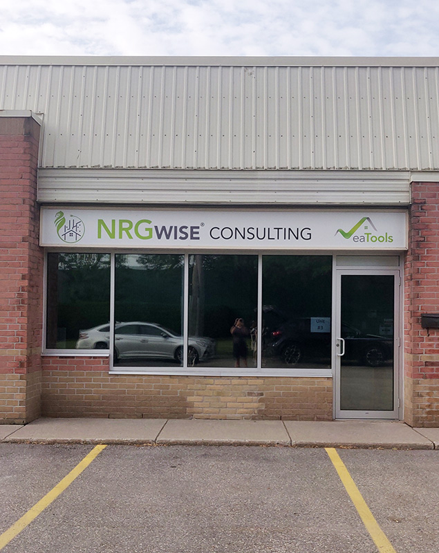 NRGwise Location at 40 Sovereign Road in London Ontario Canada